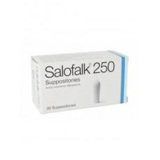 Салофальк свечи ректальные 250 мг №30