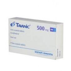 Таваник таб 500 мг №7