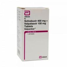 Велпаклир (Софосбувир 400 мг + Велпатасвир 100 мг) №28