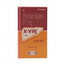 Иксвир (X-Vir) 1 мг №30