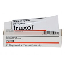 Ируксол ( Iruxol ) 30гр мазь