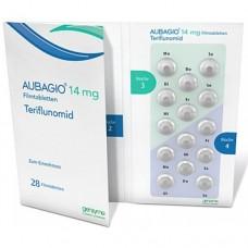 Абаджио таблетки 14 мг. №28