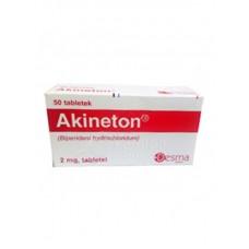 Акинетон таблетки 2мг 100шт