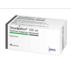 Энцефабол таб. 100 мг. №50