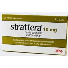 Страттера (атомоксетин) 10 мг. капсулы №14