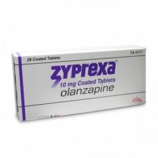 Зипрекса табл. п/о 10 мг