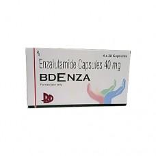 Бденза капсулы 40 мг №112