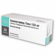 Бикалутамид-Тева таблетки 150 мг №28