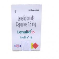 Леналид капсулы 15 мг №30