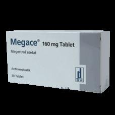 Мегейс таблетки 160 мг. №30