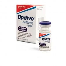 Опдиво (ниволумаб) р-р д/инъекц. 40 мг. (10 мг/мл) №1