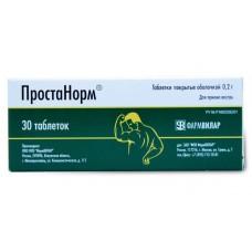 Простанорм таблетки 200 мг №30
