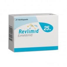 Ревлимид капс. 25 мг №21