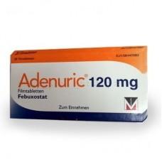 Аденурик табл. 120 мг. №28