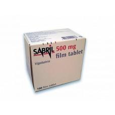 Сабрил 500 мг. 100 таблеток