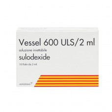 Вессел дуе ф амп. 600ULS /2мл. №10